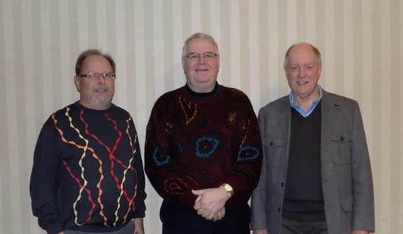 Sales Staff 2015kirk Krug, Dave Taylor, Jim Scholl